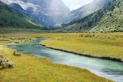 Yading scenery Royalty Free Stock Photography