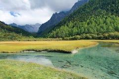 Yading scenery Royalty Free Stock Images