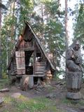 yaga μπαμπάδων Στοκ Φωτογραφίες