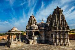 Yagya Mandir Hindu temple in Kumbhalgarh fort. India Royalty Free Stock Photography