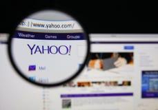 Yahoo Stock Photo