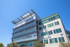 Yahoo Sunnyvale Καλιφόρνια Στοκ εικόνα με δικαίωμα ελεύθερης χρήσης