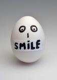 Yaiki u. Lächeln Stockbild