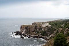Yailata landscape Royalty Free Stock Image