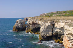 Yailata Wild Coast, Bulgaria Stock Photography