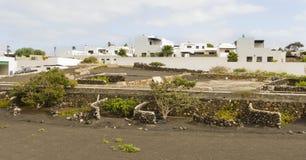 Yaiza, Canarische Eilanden, Spanje Stock Afbeeldingen