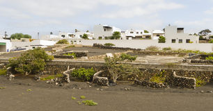 Yaiza, Canary Islands, Spain Stock Images