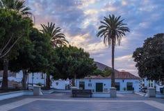 Yaiza, Lanzarote, Kanarische Inseln, Spanien lizenzfreie stockfotos