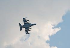Yak-130 attack trainer Stock Image