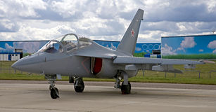 YAK-130 plane 1 Stock Photo
