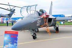 YAK-130 Obraz Stock