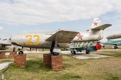 Yak 23 Flora Jet Fighter Immagine Stock