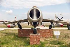 Yak 23 Flora Jet Fighter Stock Image