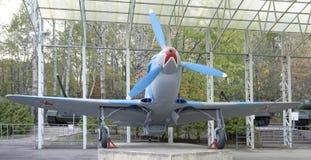 Yak-3-, kämpe (USSR), 1943 max hastighet km/h-646 Fotografering för Bildbyråer
