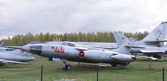 Yak-28-, maximal framdelbombplan (1958) hastighet km/h-1800 Royaltyfria Bilder