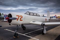 Yak 52 Royalty Free Stock Images