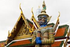 Yak sculpture at grand palace, Bangkok Royalty Free Stock Photo