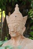 Yak statue Royalty Free Stock Photos