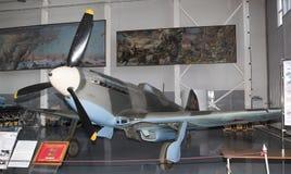Yak-9U-, framkant Kämpe (1943) max hastighet km/h-700 Fotografering för Bildbyråer