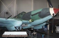 Yak-9U-, framkant Kämpe (1943) max hastighet km/h-700 Royaltyfri Fotografi
