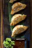 Yaki Gedza With Sauce Stock Images