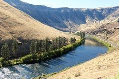 Yakima River Immagine Stock Libera da Diritti