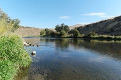 Yakima River Immagini Stock