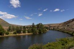 Yakima rzeki jar zdjęcie royalty free