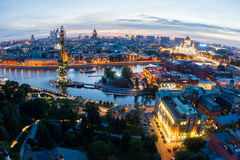 Yakimanka district in Moscow Stock Photos