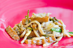 Yakisoba Stock Photography
