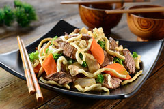 Yakisoba Stockfotos