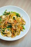 Yakisoba Japanese cuisine Stock Photography