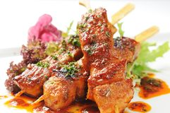 Yakitori Royalty Free Stock Images
