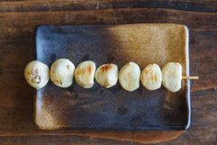 Yakitori Royalty Free Stock Photography