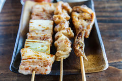 Yakitori Stock Photography