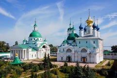 yakolvevskiy修道院的spaso 免版税库存照片