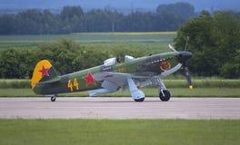 Yakovlev jak-3 stock afbeeldingen