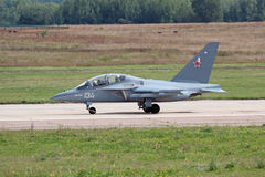Yakovlev Yak-130 (NATO reporting name: Mitten) Stock Photography