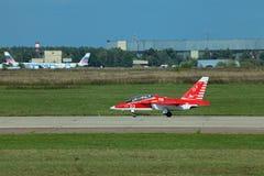 Yakovlev yak-130 Στοκ Φωτογραφίες