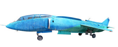 The Yakovlev Yak-38 Stock Photo