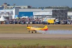 Yakovlev Yak-52 Royalty Free Stock Photos