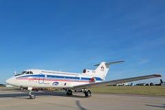 Yakovleven Yak-40 Royaltyfri Bild