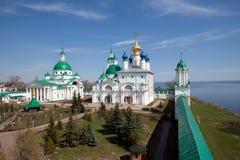 yakovlevski för klosterrostovspaso Arkivbild