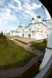 yakovlevsky极大的修道院rostov的spaso 免版税库存照片