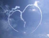 Yaks aerobatics team Royalty Free Stock Photo