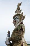 Yaks Wat Pra Kaew Photos libres de droits