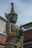 Yaks Wat Pra Kaew Photographie stock
