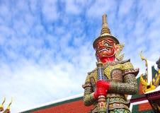 Yaksa Giant Thai Royalty Free Stock Image