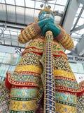 Yaksha - thailändska mytiska varelser Arkivfoto