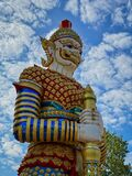 Yaksha Thailand Royalty Free Stock Photo